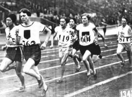 women olympics 1928 Amsterdam