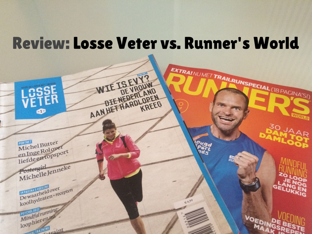 Losse Veter vs. Runners World
