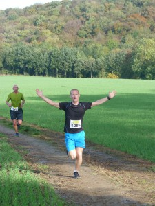 Trailrunning - Sven bij de BearTrail