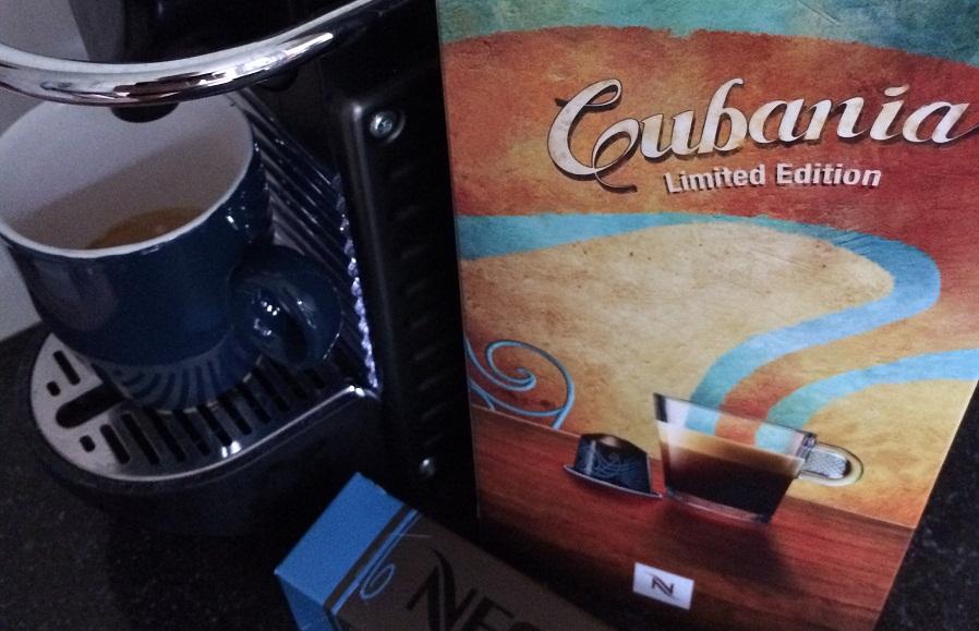 koffie Nespresso Cubania