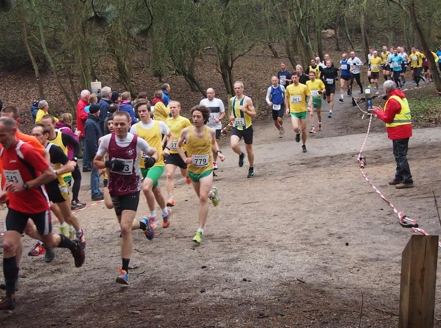 heelhardlopen - Oliebollencross Haag