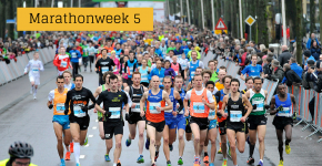 heelhardlopen - marathonweek 5 Apeldoorn