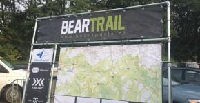 heelhardlopen - Afzien met een glimlach Beartrail - route