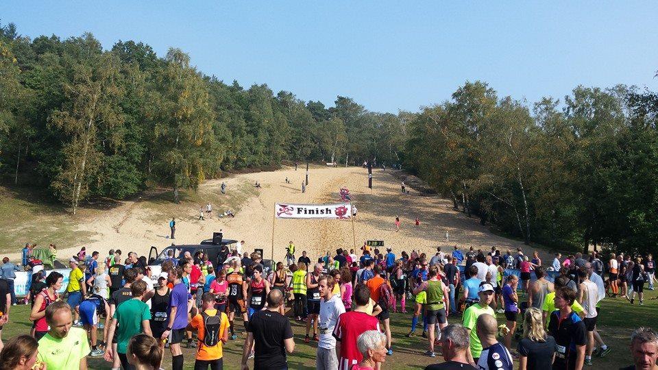 heelhardlopen - Devils Trail Utrecht - finish