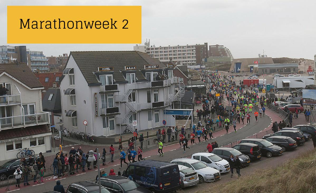 heelhardlopen - marathonweek 2