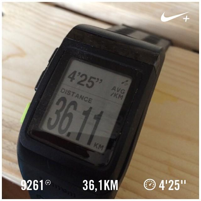 heelhardlopen - het lange werk 36km