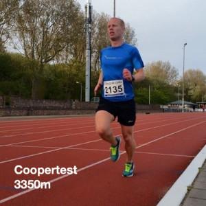 heelhardlopen Coopertest Haag