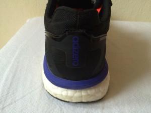 heelhardlopen - review Adidas Boston Boost 5 - picture4
