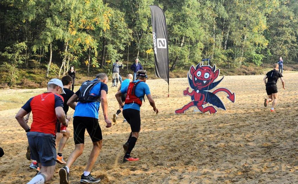 heelhardlopen - ultratrail - Devil's Trail