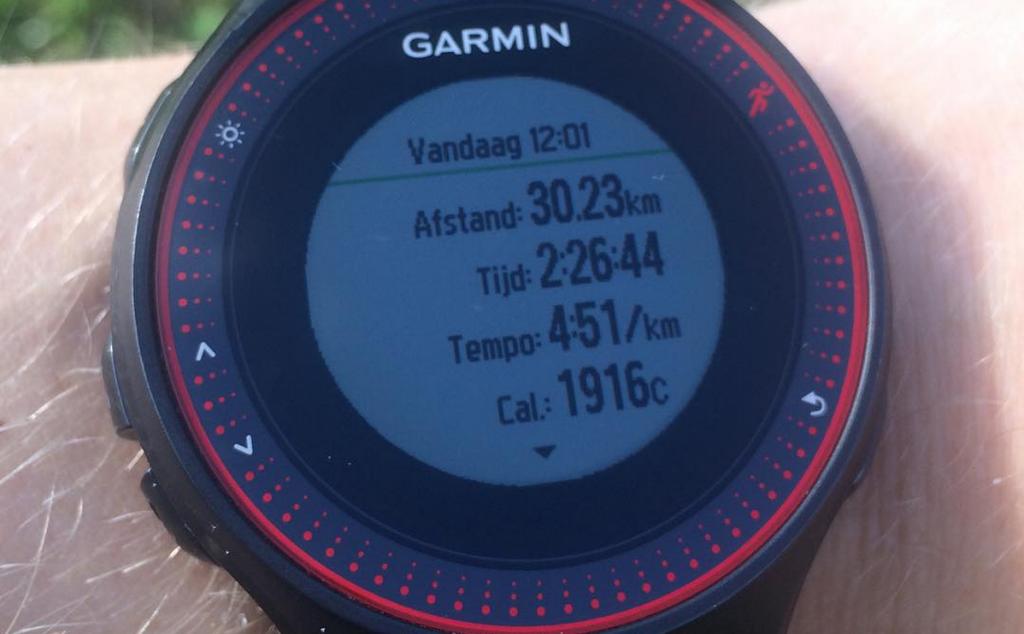 heelhardlopen - ultratrail - lange duurloop